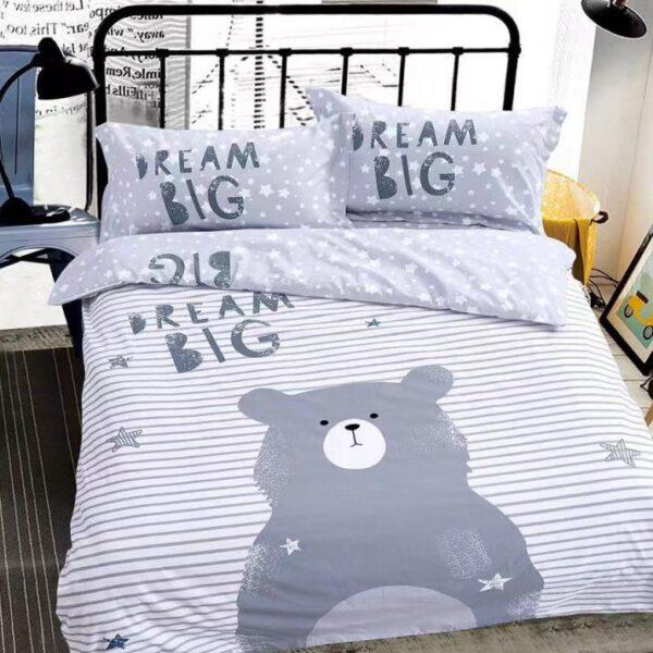 Постельное белье с медведем фото